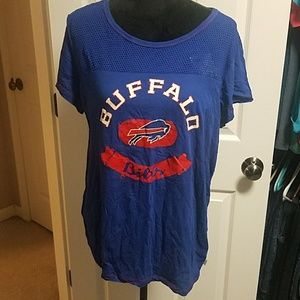 Buffalo Bills Maternity T-Shirt